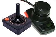 Atari Controllers